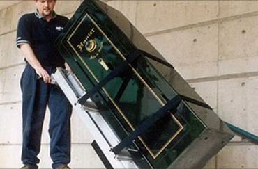 Особенности перевозки сейфов и банкоматов